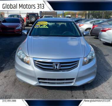 2011 Honda Accord for sale at Global Motors 313 in Detroit MI