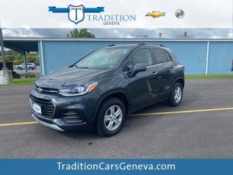 2018 Chevrolet Trax for sale at Tradition Chevrolet Buick in Geneva NY