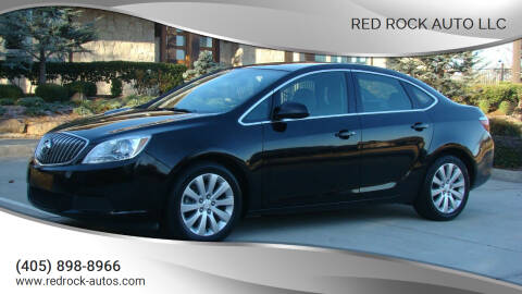 2016 Buick Verano for sale at Red Rock Auto LLC in Oklahoma City OK