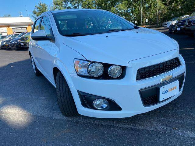 2015 Chevrolet Sonic for sale at CARMART Of New Castle in New Castle DE