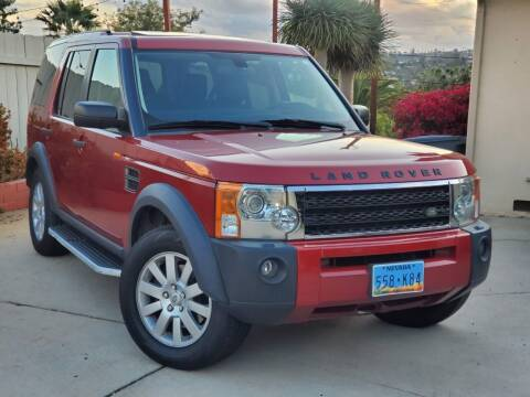 2006 Land Rover LR3 for sale at Gold Coast Motors in Lemon Grove CA