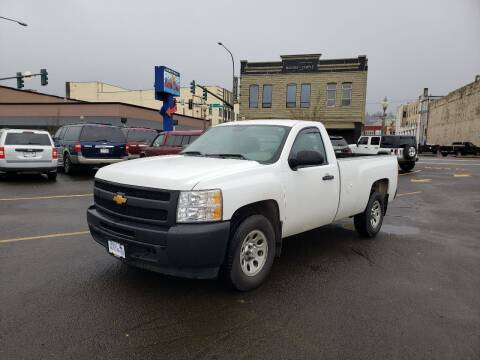 2012 Chevrolet Silverado 1500 for sale at Aberdeen Auto Sales in Aberdeen WA
