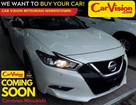 2018 Nissan Maxima for sale at Car Vision Mitsubishi Norristown in Norristown PA
