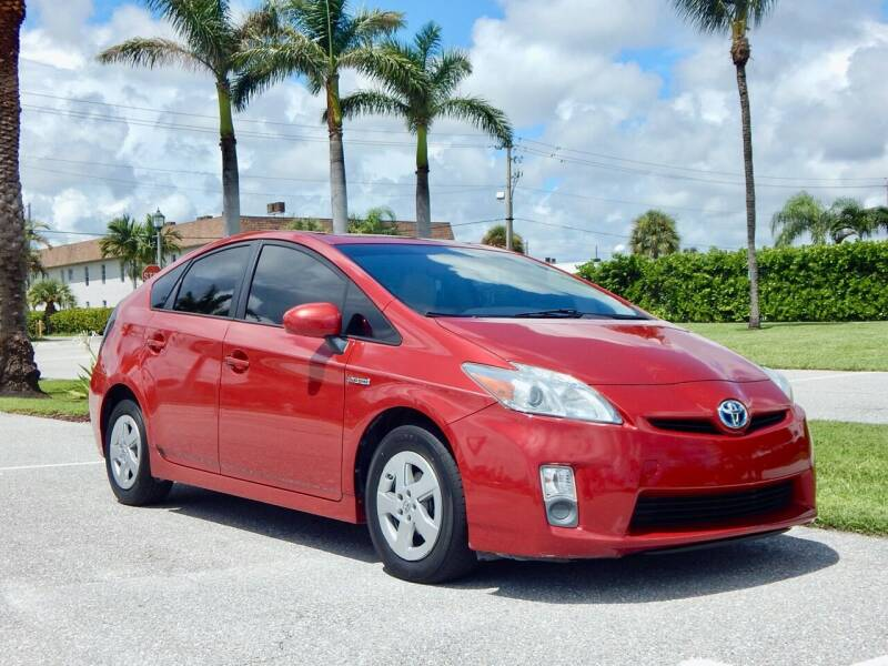 2010 Toyota Prius for sale at VE Auto Gallery LLC in Lake Park FL
