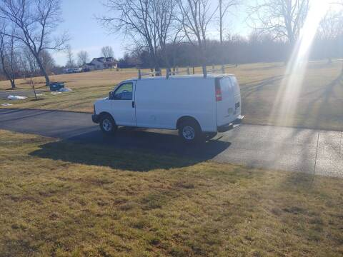 2012 Chevrolet Express Cargo for sale at U-Win Used Cars in New Oxford PA