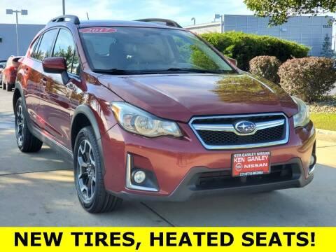 2017 Subaru Crosstrek for sale at Ken Ganley Nissan in Medina OH