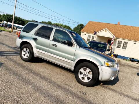 2007 Ford Escape for sale at New Wave Auto of Vineland in Vineland NJ