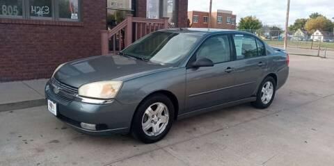 2004 Chevrolet Malibu for sale at CARS4LESS AUTO SALES in Lincoln NE