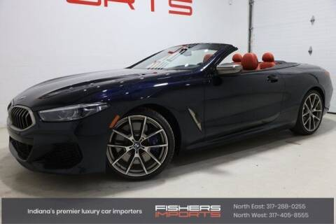 2019 BMW 8 Series for sale at Fishers Imports in Fishers IN