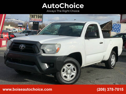 2013 Toyota Tacoma for sale at AutoChoice in Boise ID