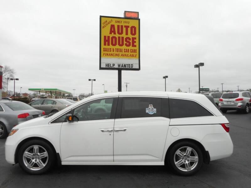 2011 Honda Odyssey for sale at AUTO HOUSE WAUKESHA in Waukesha WI