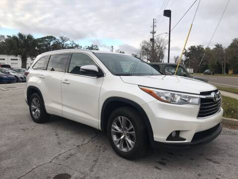 2015 Toyota Highlander for sale at Popular Imports Auto Sales in Gainesville FL