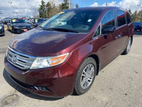 2012 Honda Odyssey for sale at Autos Only Burien in Burien WA