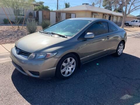 2008 Honda Civic for sale at Premier Motors AZ in Phoenix AZ