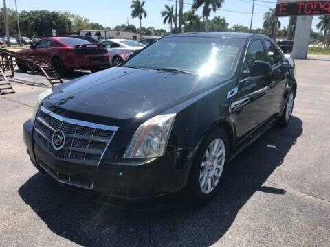 2011 Cadillac CTS for sale at Denny's Auto Sales in Fort Myers FL