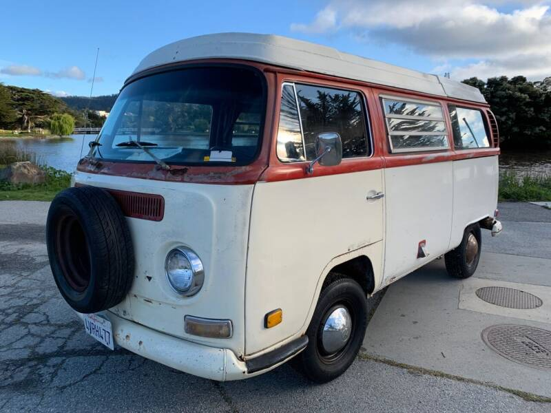 1970 Volkswagen Bus for sale at Dodi Auto Sales in Monterey CA