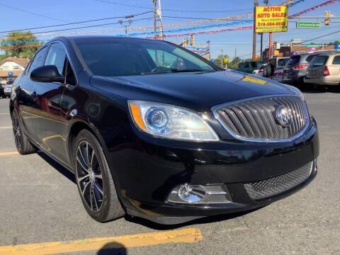 2017 Buick Verano for sale at Active Auto Sales in Hatboro PA
