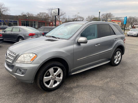 2010 Mercedes-Benz M-Class for sale at BWK of Columbia in Columbia SC
