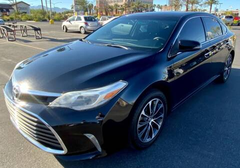 2016 Toyota Avalon for sale at Charlie Cheap Car in Las Vegas NV