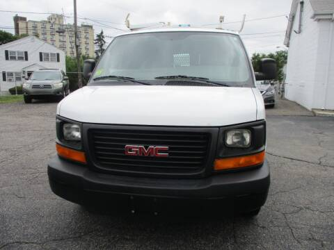 2013 GMC Savana Cargo for sale at AUTO FACTORY INC in East Providence RI