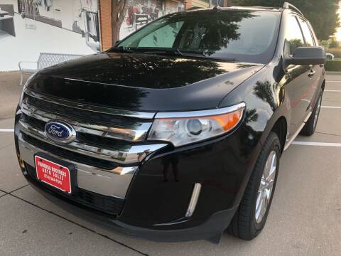 2013 Ford Edge for sale at Vemp Auto in Garland TX