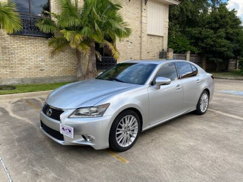 2013 Lexus GS 350 for sale at Victoria Pre-Owned in Victoria TX