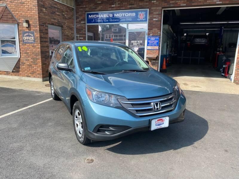 2014 Honda CR-V for sale at Michaels Motor Sales INC in Lawrence MA