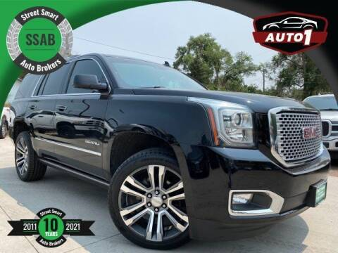 2017 GMC Yukon for sale at Street Smart Auto Brokers in Colorado Springs CO
