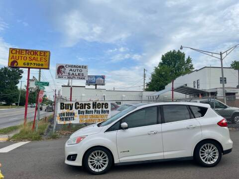 2013 Ford C-MAX Hybrid for sale at Cherokee Auto Sales in Knoxville TN