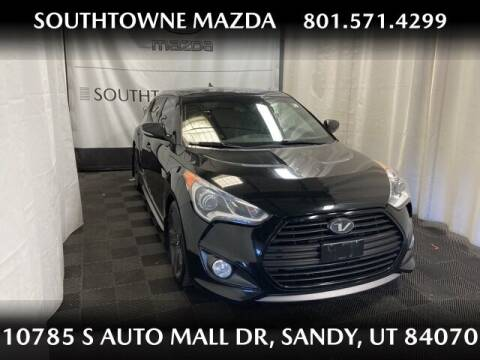 2015 Hyundai Veloster for sale at Southtowne Mazda of Sandy in Sandy UT