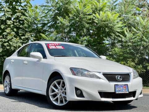 2011 Lexus IS 250 for sale at Bmore Motors in Baltimore MD