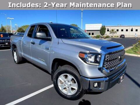 2018 Toyota Tundra for sale at Smart Budget Cars in Madison WI