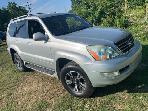 2003 Lexus GX 470 for sale at Trocci's Auto Sales in West Pittsburg PA