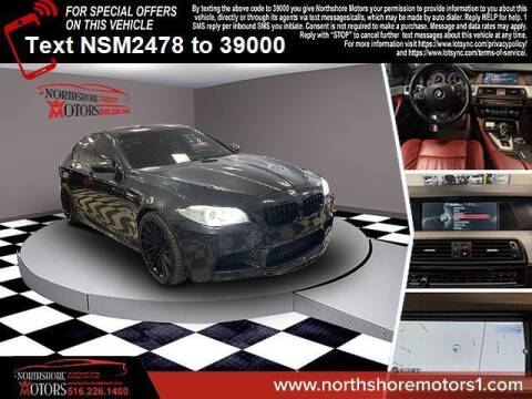 2013 BMW M5 for sale at Sunrise Auto Outlet in Amityville NY