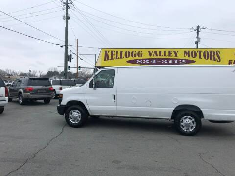 2012 Ford E-350 for sale at Kellogg Valley Motors in Gravel Ridge AR