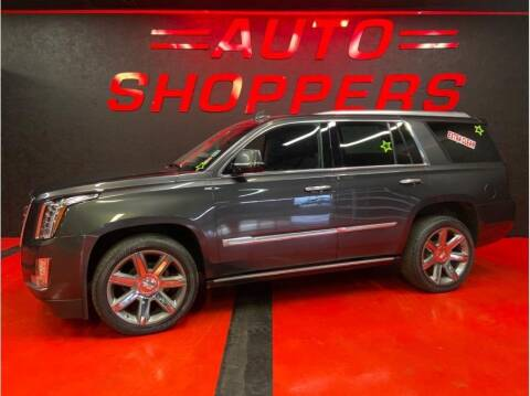 2016 Cadillac Escalade for sale at AUTO SHOPPERS LLC in Yakima WA