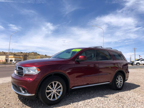 2017 Dodge Durango for sale at 1st Quality Motors LLC in Gallup NM