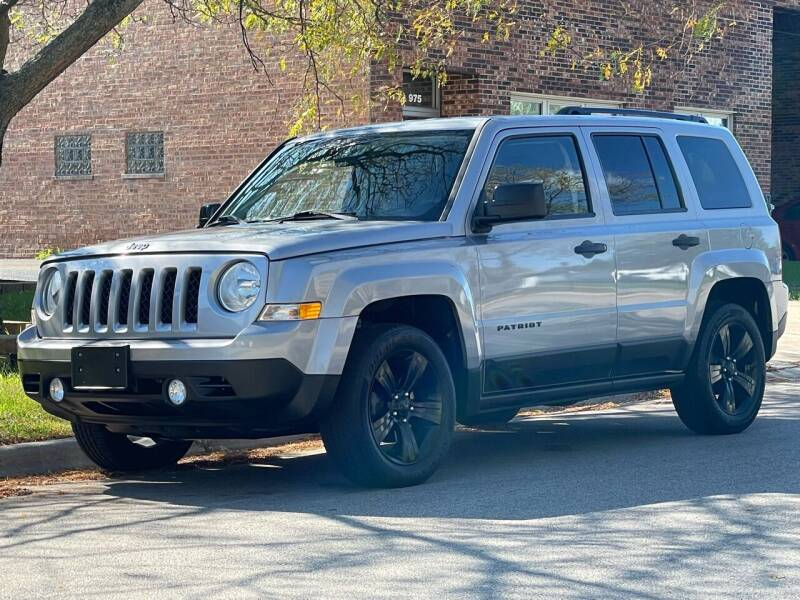 2015 Jeep Patriot for sale at Schaumburg Motor Cars in Schaumburg IL