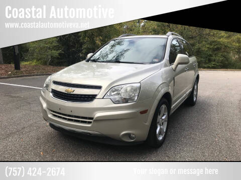 2014 Chevrolet Captiva Sport for sale at Coastal Automotive in Virginia Beach VA