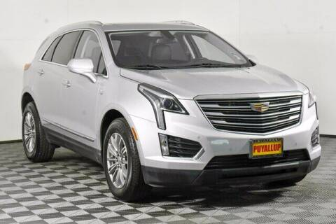 2017 Cadillac XT5 for sale at Chevrolet Buick GMC of Puyallup in Puyallup WA