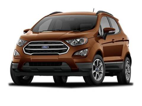2018 Ford EcoSport for sale at Jensen's Dealerships in Sioux City IA