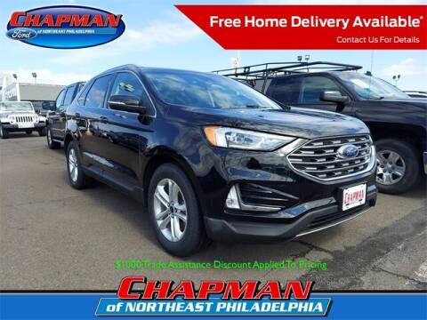 2019 Ford Edge for sale at CHAPMAN FORD NORTHEAST PHILADELPHIA in Philadelphia PA