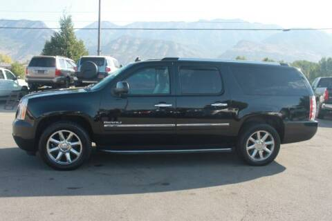 2013 GMC Yukon XL for sale at REVOLUTIONARY AUTO in Lindon UT