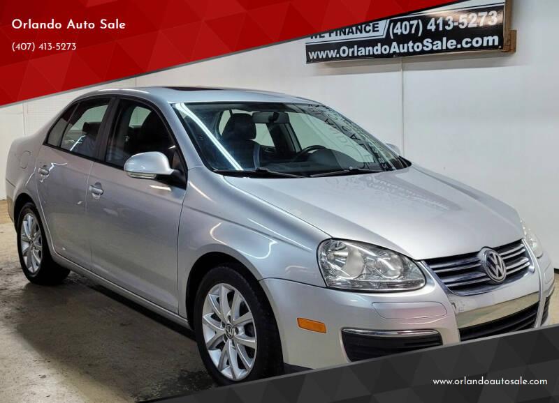 2010 Volkswagen Jetta for sale at Orlando Auto Sale in Orlando FL
