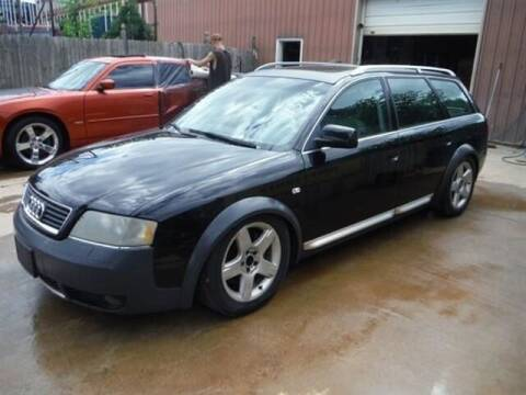 2004 Audi Allroad for sale at East Coast Auto Source Inc. in Bedford VA