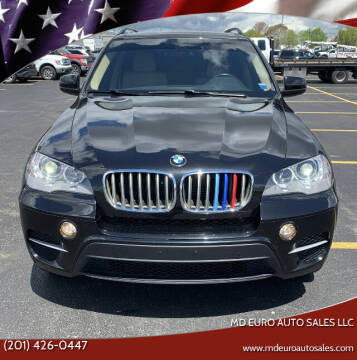2013 BMW X5 for sale at MD Euro Auto Sales LLC in Hasbrouck Heights NJ
