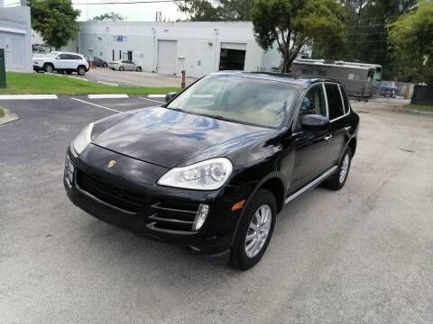 2008 Porsche Cayenne for sale at Best Price Car Dealer in Hallandale Beach FL
