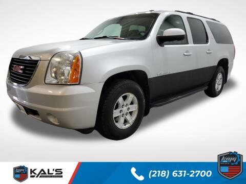 2012 GMC Yukon XL for sale at Kal's Kars - SUVS in Wadena MN