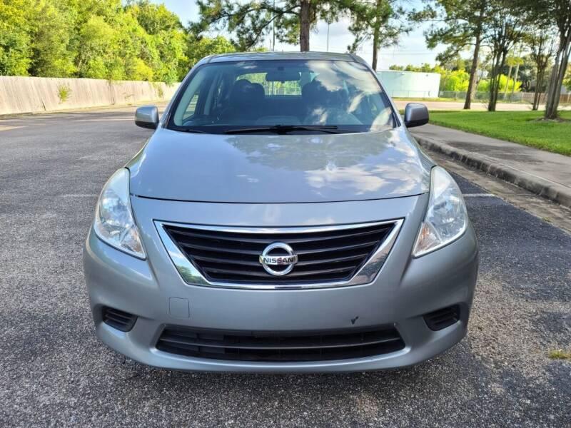 2013 Nissan Versa 1.6 SL 4dr Sedan - Houston TX