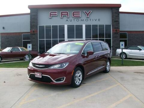 2018 Chrysler Pacifica for sale at Frey Automotive in Muskego WI